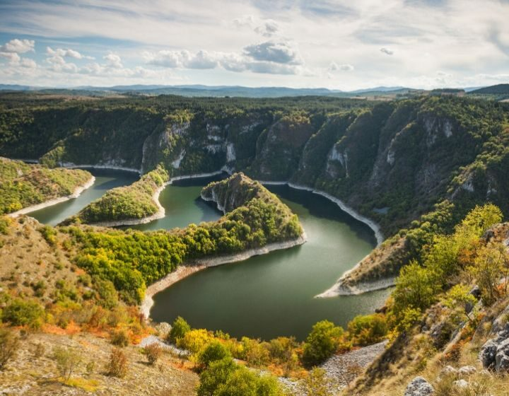 Serbia – The Centre of Europe and Balkans